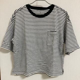 ムジルシリョウヒン(MUJI (無印良品))の無印 半袖Tシャツ(Tシャツ(半袖/袖なし))