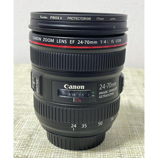 Canon - Canon キヤノンEF24-70 f4 L IS USMフルサイズレンズ