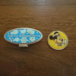 Disney - ミッキー ゴルフマーカー
