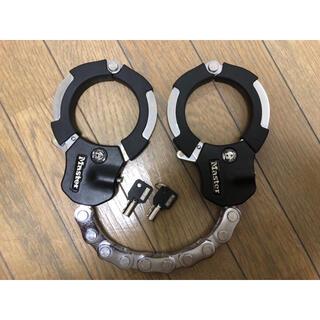 ABUS - Master Lock(マスターロック) ML8200 手錠型