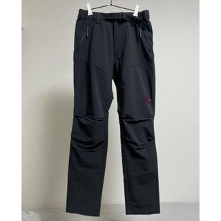 マムート(Mammut)の【美品】刺繍ロゴ MAMMUT SOFtech TREKKERS Pants(登山用品)