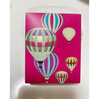 ALBION - 〈限定〉アルビオン ファンデーションケース 気球
