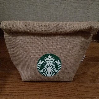 Starbucks Coffee - スタバ 麻バック