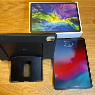Apple - 保証あり iPadPro11 128gb cellular セルラーSIMフリー