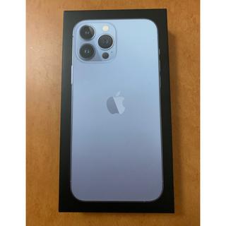 Apple - iPhone 13 Pro Max 256GB シエラブルー SIMフリー