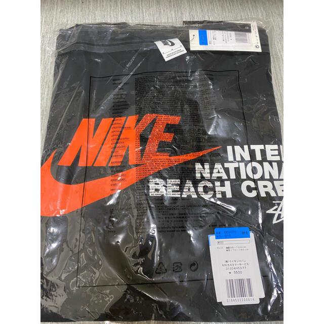NIKE(ナイキ)のSTUSSY/NIKE REACH THE BEACH POSSE TEE  メンズのトップス(Tシャツ/カットソー(半袖/袖なし))の商品写真