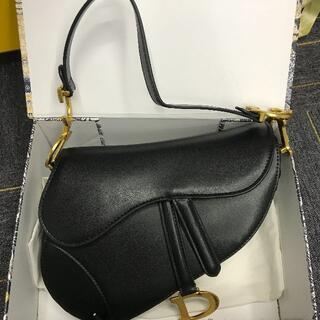 クリスチャンディオール Diorサドルバッグ