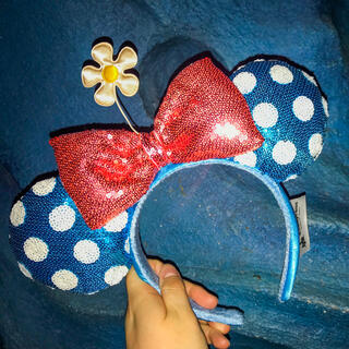 Disney - 海外ディズニー カチューシャ