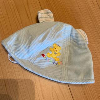ミキハウス(mikihouse)のミキハウス  帽子 クマ耳帽子(帽子)