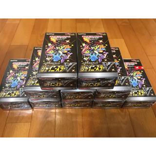 ポケモン(ポケモン)のシャイニースターv  10BOXセット シュリンク付き(Box/デッキ/パック)