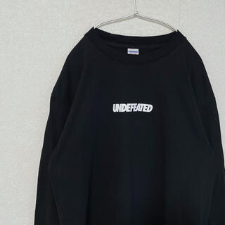 UNDEFEATED - UNDEFEATED アンディフィーテッド ロンT