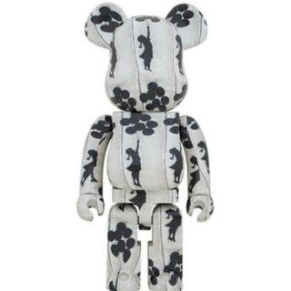 BE@RBRICK Flying Balloons Girl 1000%(その他)