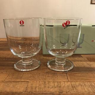 イッタラ(iittala)のイッタラ iittala レンピ Lempi グラス 2個セット 340m(グラス/カップ)