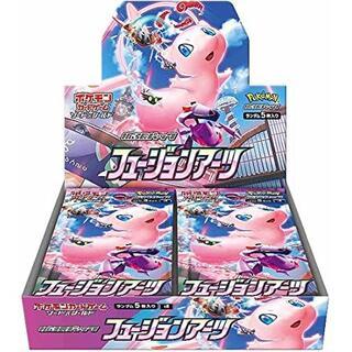 ポケモン(ポケモン)の【未開封】ポケモンカード フュージョンアーツ 1box(Box/デッキ/パック)
