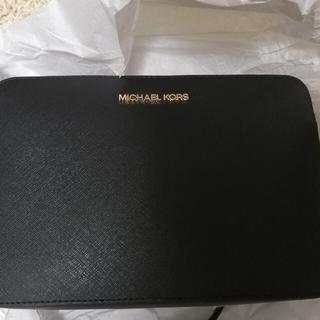 Michael Kors - Michael Kors ショルダーバッグ レディース ブラック 新品