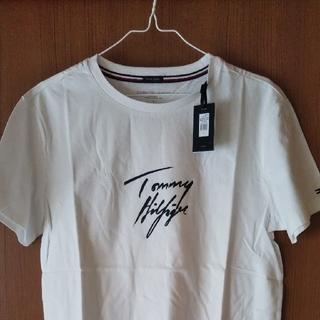 トミーヒルフィガー(TOMMY HILFIGER)の(新品)Tommy HilfigerラウンジTシャツ(Tシャツ/カットソー(半袖/袖なし))