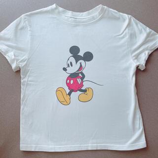 ダズリン(dazzlin)のdazzlin ミッキーTシャツ トップス(Tシャツ(半袖/袖なし))