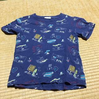 スヌーピー(SNOOPY)の130㎝ SNOOPY半袖Tシャツ(Tシャツ/カットソー)