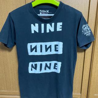 Hurley - ハーレー黒Tシャツ