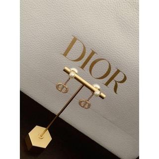 ディオール(Dior)のディオール トライバル イヤリング 新品未使用(イヤリング)