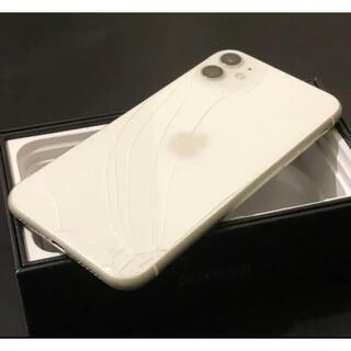 アイフォーン(iPhone)の訳あり|iPhone 11 64gb|最大容量96%(スマートフォン本体)