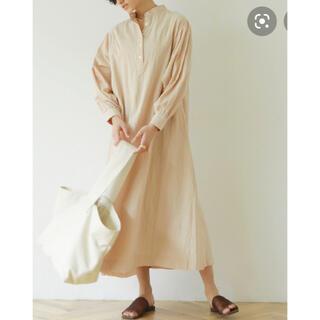 SeaRoomlynn - searoomlynn コットンWASHパネルシャツドレス