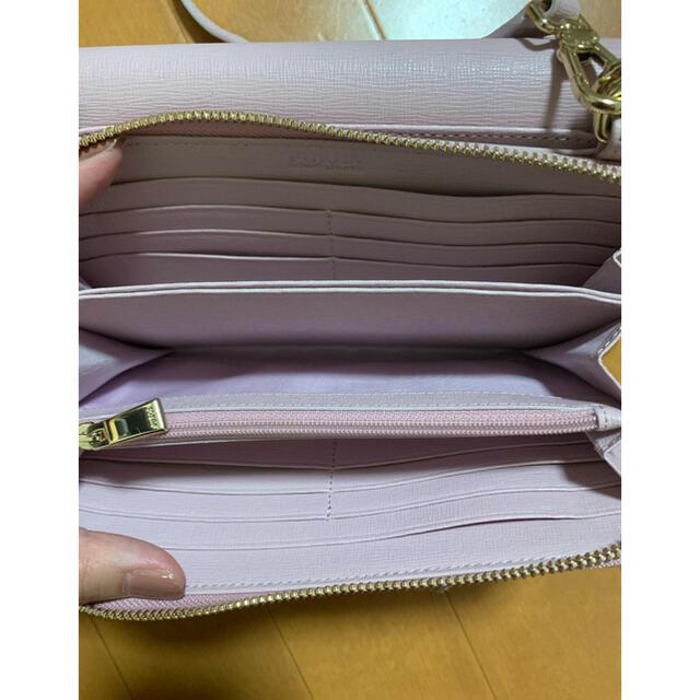 Furla(フルラ)のフルラ お財布ショルダー ピンク レディースのバッグ(ショルダーバッグ)の商品写真