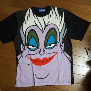 Disney - ディズニーリゾートTシャツ リトルマーメイドのアースラ