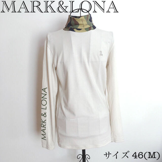 MARK&LONA - MARK&LONA マーク&ロナ トップス メンズ
