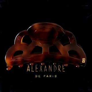 アレクサンドルドゥパリ(Alexandre de Paris)の新品☆アレクサンドルドゥパリ ヘアクリップ シャンデリア クリップ M(バレッタ/ヘアクリップ)