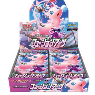 ポケモン(ポケモン)のポケモンカードゲーム ソード&シールド 拡張パック フュージョンアーツ BOX(Box/デッキ/パック)