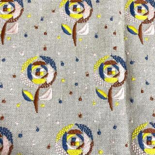 ミナペルホネン(mina perhonen)のミナペルホネン sandrose サンドローズ pinkmix ピンク(生地/糸)