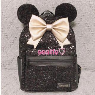 Disney - SALE‼️香港ディズニー❣️15周年 スパンコールリュック