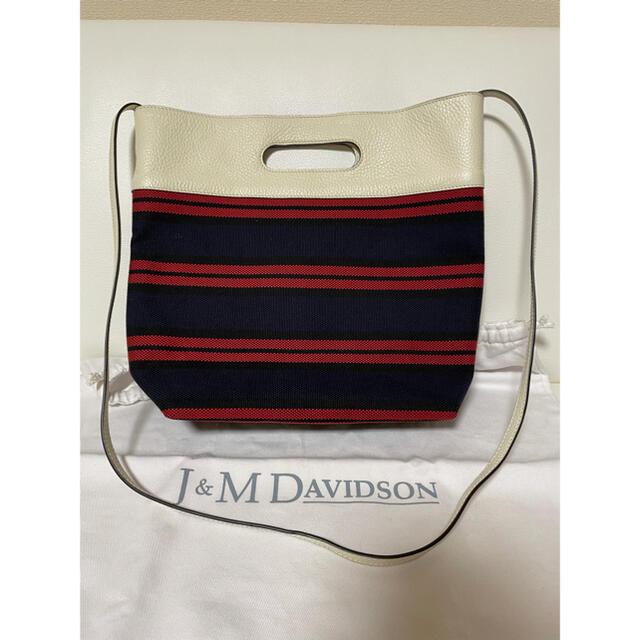 J&M DAVIDSON(ジェイアンドエムデヴィッドソン)のJ&M DAVIDSON IRIS バッグ ジェイアンドエムデヴィッドソン レディースのバッグ(ショルダーバッグ)の商品写真