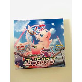 ポケモン(ポケモン)のポケモンカード フュージョンアーツ 開封済みBOX 未開封26パック(Box/デッキ/パック)