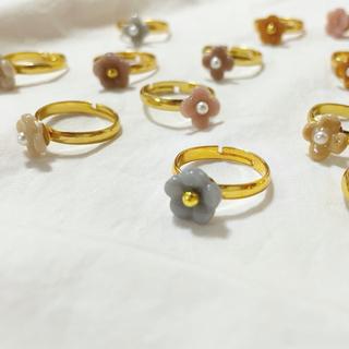 ハンドメイド 指輪 リング