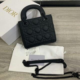 クリスチャンディオール(Christian Dior)のDior レディディオール ミニ(ショルダーバッグ)