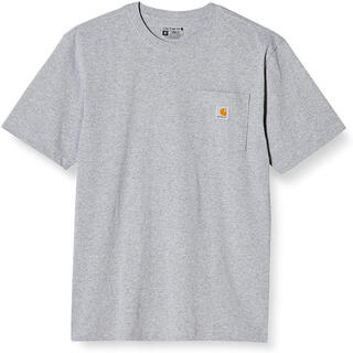 カーハート(carhartt)のCarhartt カーハート Tシャツ グレー(Tシャツ/カットソー(半袖/袖なし))