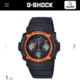 G-SHOCK - カシオ  G-SHOCK  AWG-M100SF-1H4JR