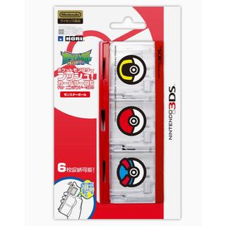 ニンテンドー3DS - ポケットモンスタープッシュ!カードケース6