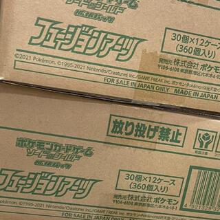 ポケモン - フュージョンアーツ 12box(1カートン)