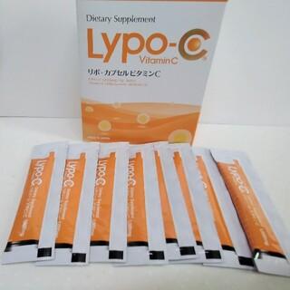 リポカプセルビタミンC 30包 匿名配送 箱付き