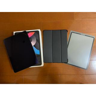 Apple - iPad Air4 WI-FI 64G スペースグレーとおまけ