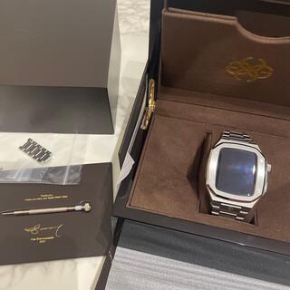 アップルウォッチ(Apple Watch)の(USED)ゴールデンコンセプト 44mm(その他)
