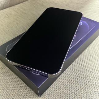 iPhone - iPhone 12 Pro Max グラファイト 256 GB SIMフリー