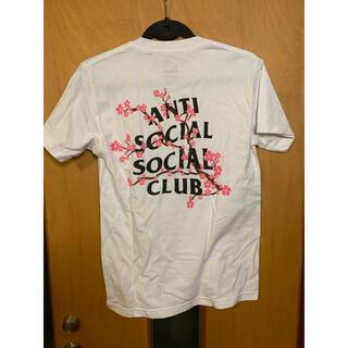 アンチ(ANTI)のanti social social clubTシャツ(Tシャツ/カットソー(半袖/袖なし))