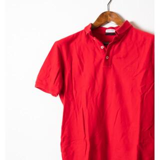 フィラ(FILA)のFILA フィラ ポロシャツ 赤 半袖(ポロシャツ)