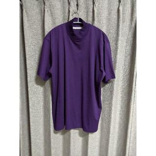 ジョンローレンスサリバン(JOHN LAWRENCE SULLIVAN)のJohn Lawrence Sullivan ハイネック Tシャツ カットソー(Tシャツ/カットソー(半袖/袖なし))