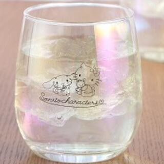 サンリオ(サンリオ)のハローキティ シナモロール グラス(グラス/カップ)
