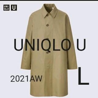 ユニクロ(UNIQLO)のユニクロU ステンカラーコート(ステンカラーコート)